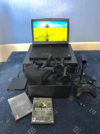 """17"""" Alienware with Oculus Rift VR"""