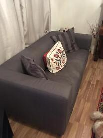 Two Ikea sofa in a very good condition . Must go soon