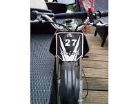 Mini motordirt bike