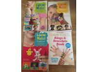 Loom band instruction books