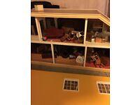 Vintage lundby dolls house 70's