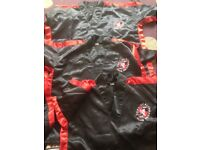 Cardiff kickboxing outfit