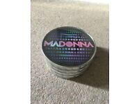 MADONNA ICON FAN CLUB ONLY T-SHIRT IN MIRRORBALL TIN CONFESSIONS ERA *STILL SEALED*