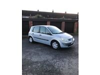 RENAULT SCENIC 1.4 cheap tax and insurance