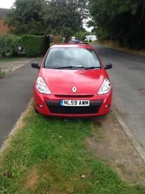 Renault Clio 1.2 2009 £795