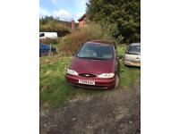 Ford Galaxy 1.9 TDI spares or repairs