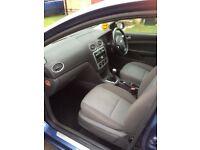 Ford Focus 1.8 Tdci Sport 50k Ford service. £best offer