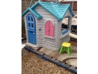 little tikes playhouse £ 75