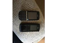 Two Nokia phones