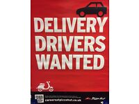 Full Time - Part Time Delivery Driver Pizza Hut - Wrexham