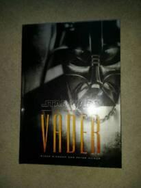 Star wars the complete vader sealed book