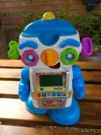 Robot interactive toy