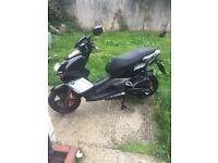 Lexmoto diablo 125cc moped