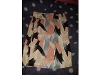 Size 20 pencil skirt no tags