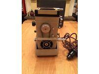 Vintage Meopta Atom 8mm Cine Projector circa 1940-45