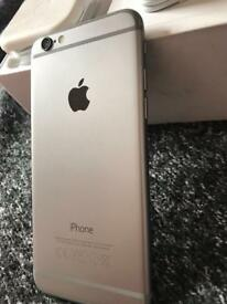 Unlocked IPhone 6 16GB mint condition