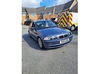 BMW, 3 SERIES, Saloon, 2001, Other, 2926 (cc), 4 doors