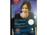 ACCA BPP P7(INT) STUDY TEXT, P&R KIT AND PASSCARDS- £25