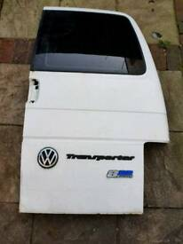 Vw t4 rear barn door