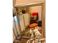 Big IKEA Levanger wall mirror