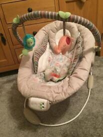 Mothercare Comfort & Harmony Bouncer