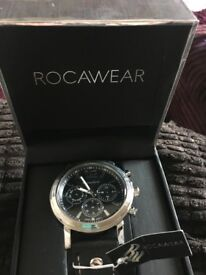 Rocawear men's large face watch