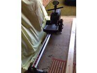 York MagAir 3000 rowing machine