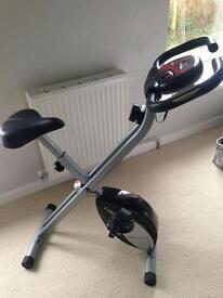 F-BIKE ULTRA SPORT folding exercise bike