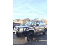 Nissan Patrol Overland 4x4