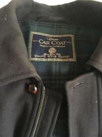 M&S men's coat size large, hardly worn.