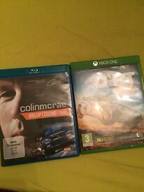 "Colin McRae Rally ""Xbox one"""
