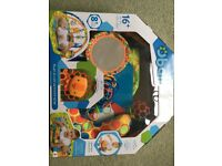 OBall baby play mat, activity gym in super condition