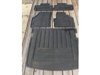 Landrover Freelander 2 OEM rubber mats