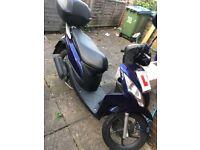 49cc Honda Vision moped