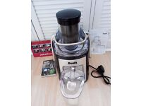 DUALIT Juicer 1200 Watt In perfect condition BARGAIN