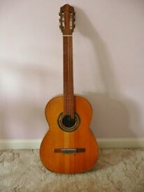 Acoustic Wooden Frame Guitar