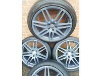 Audi/wv Wheels