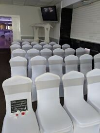 100 Chair Sashes Grey/Silver