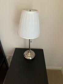 ARSTID table lamp - £10 with LED bulb
