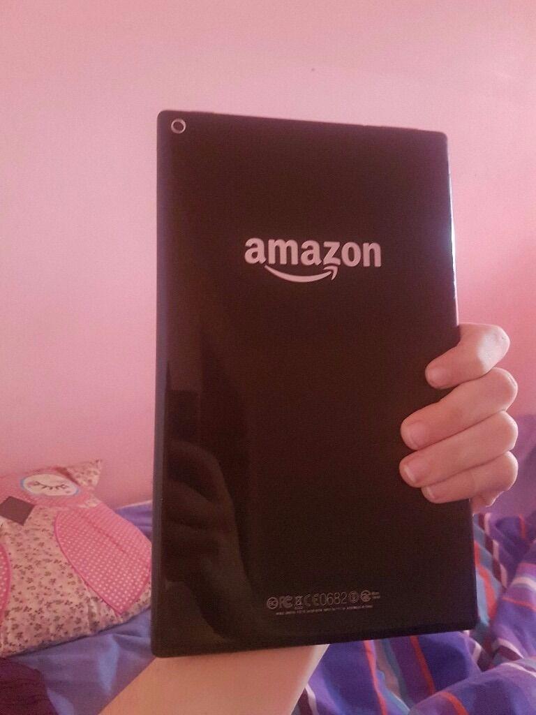 Amazon fire hd 10 16gb tablet