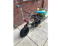 Mini rocker bmx bike