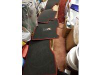 HONDA CIVIC EP3 TYPE R CARPET MATS