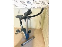 Exercise Bike with digital controls