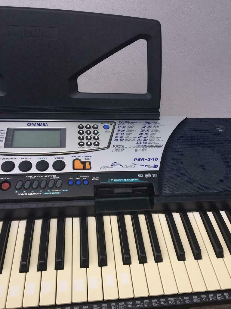 Yamaha PSR 340 | in Hutton, Essex | Gumtree