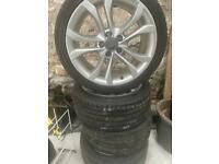 Audi TTS Rims & Tyres