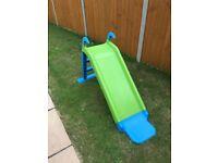 Indoor/outdoor Junior Childs slide