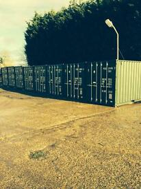 To Let | Storage | Self Storage | Container Storage | Workshops | Open Yard Storage