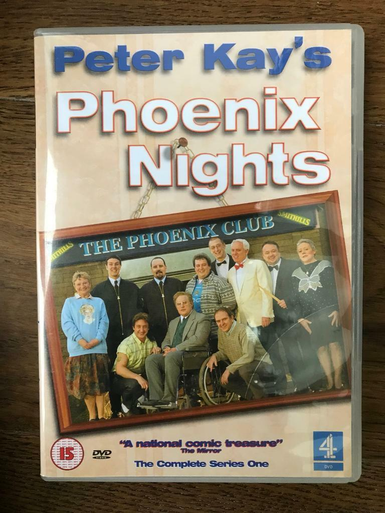 Phoenix nights series 1 DVD Box Set