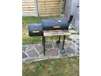 Used landmann barbecue smoker