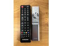 Samsung remote and premium one remote